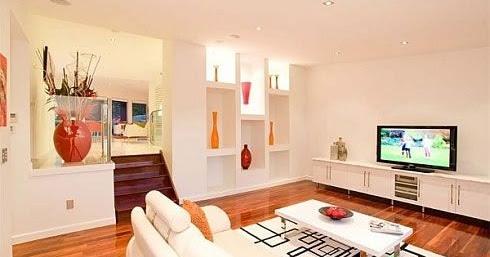 Decoraci n minimalista y contempor nea salas y estancias - Decoracion minimalista y contemporanea ...