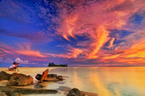 Landscapes Photography by Arnov Setyanto