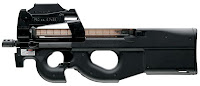 FN P90 Submachine Gun
