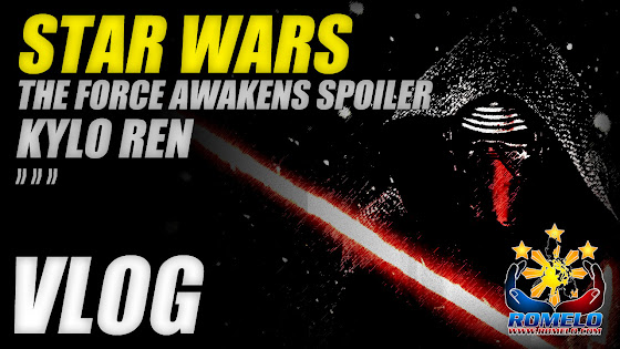 Star Wars The Force Awakens Spoiler ★ Kylo Ren