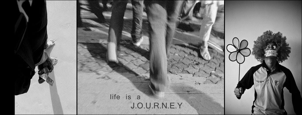 kehidupan adalah sebuah pengembaraan