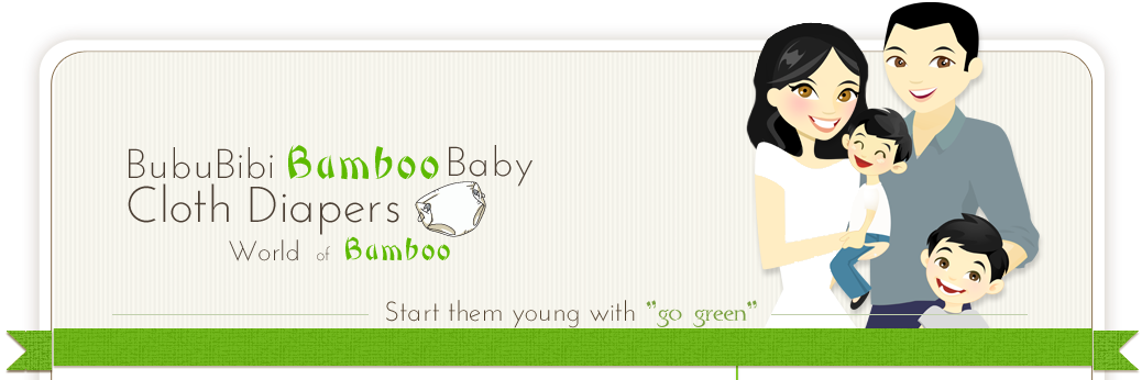 BubuBibi - www.bububibi.com - Bamboo Cloth Diapers