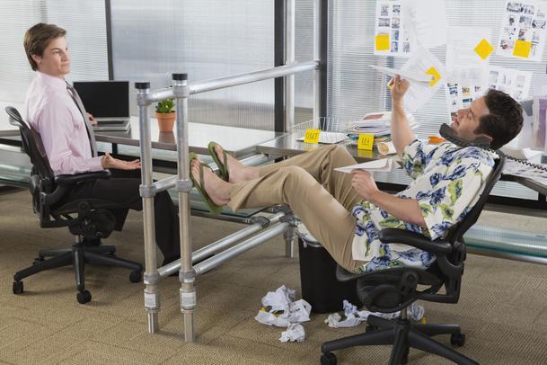 postura comportamental do montador de móveis