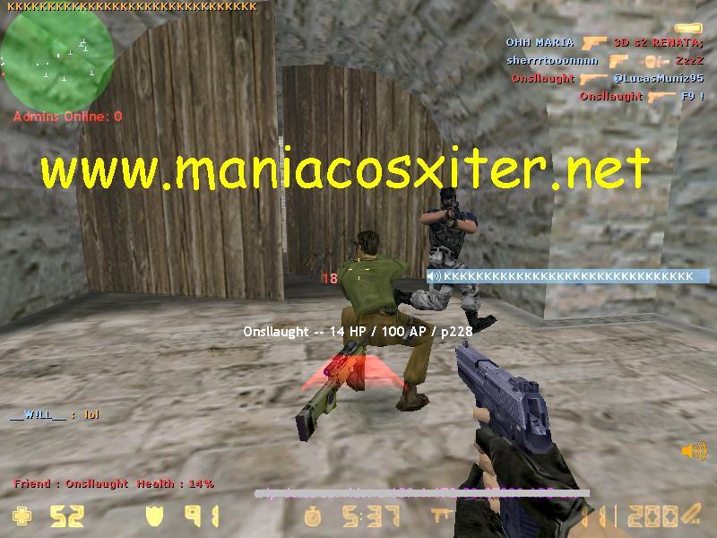 Ultimo Lugar onde um Terrorista guardaria sua Sniper
