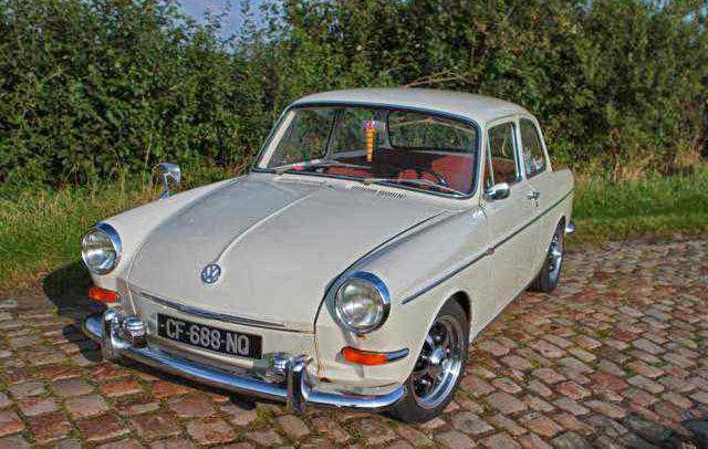 1965 Vw Notchback For Sale