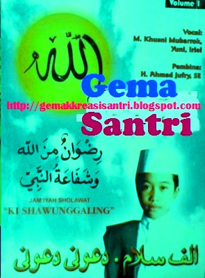gema santri