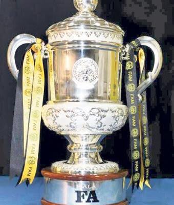 Jadual Pusingan Kedua Piala FA 26 Februari 2013