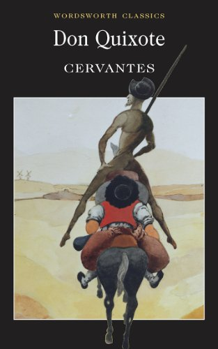 a review of the book don quixote by miguel de cervantes This is another book that i'm reading for 1001 books you must read before   don quixote, by miguel de cervantes #bookreview  at this point, you should  abandon what is basically just a plot summary below and visit.