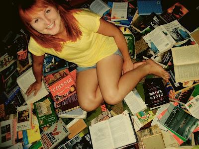 W świecie książek:)
