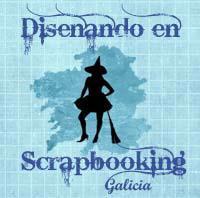 DISEÑO EN SCRAPBOOKING GALICIA