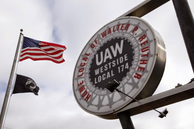 UAW approves first dues increase since 1967