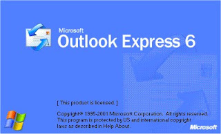 برنامج اوت لوك Outlook Express 6.0 Download Free Direct
