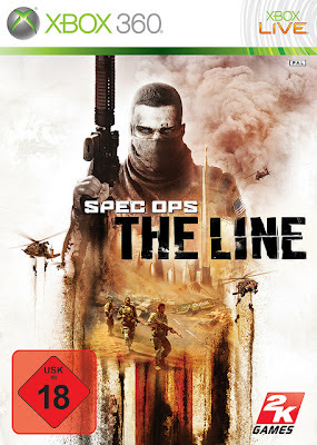 Spec Ops The Line XBOX360