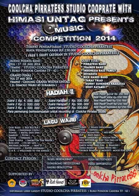 Music Competition 2014