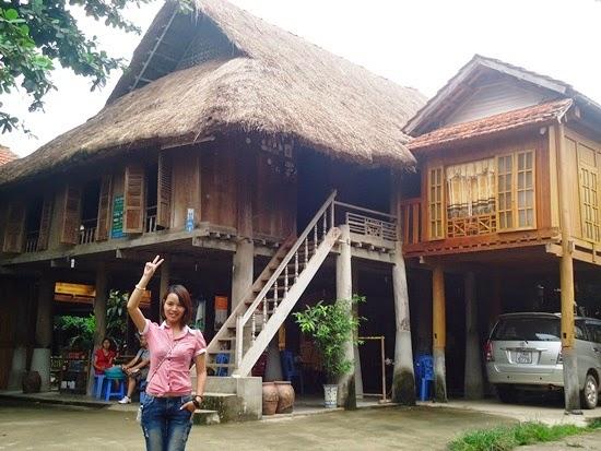 Kinh nghiệm thuê nhà sàn ở Bản Lác - Mai Châu