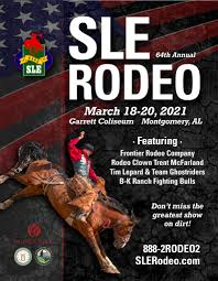 Southeastern Livestock Exposition Rodeo 2021 Mar 18th 2021 - Mar 20th 2021
