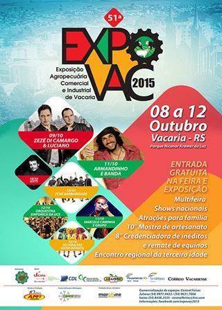 Expovac em Vacaria RS