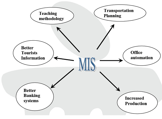 management information system Major learning goals management information systems the objective of providing a foundational education in management information systems and innovation at the.