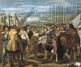 El general Spinola, que Velazquez conoció personalmente