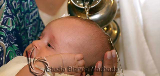 Fotografias para batizado