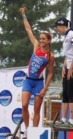 VALENTINA CARVALLO: TRIATLETA PRO CHILENA