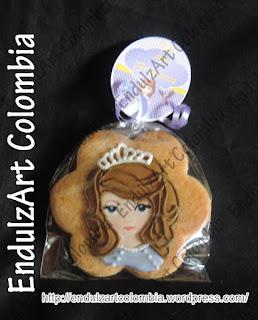 galleta princesita sofia bogota
