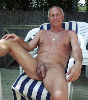 gay oldman - big dick