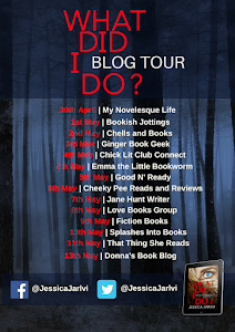 Blog Tour: What Did I Do?