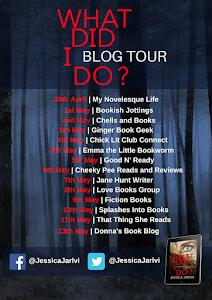 Blog Tour: What Did I Do?