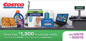 Current Costco Coupon Book - Great Deals