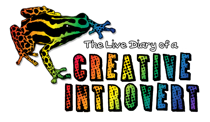 The Live Diary of a Creative Introvert