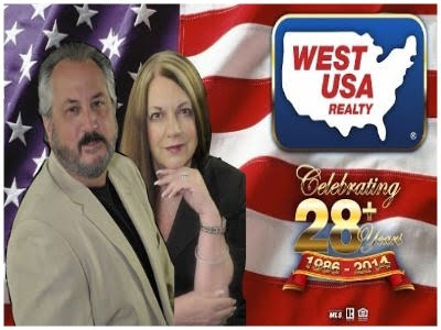 Bruce & Pam Wachter - WEST USA REALTY - Pinetop AZ