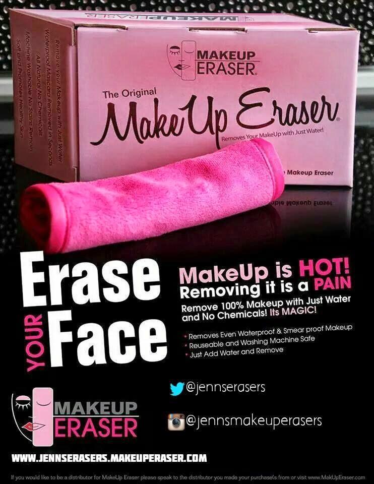 Makeup Eraser Giveaway