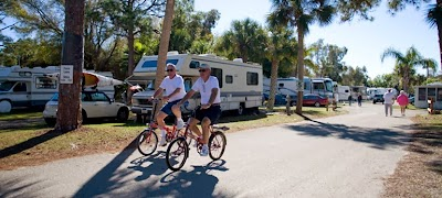 Top Snowbird RV Parks Chosen by the Good Sam RV Travel Guide and Campground Directory