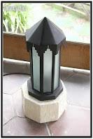 eksterior lampu taman