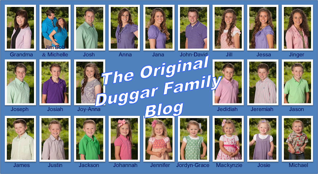 Duggar Family Blog: Updates and Pictures Jim Bob and Michelle Duggar