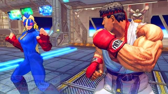 Ultra Street Fighter IV Fully Full Version PC Game