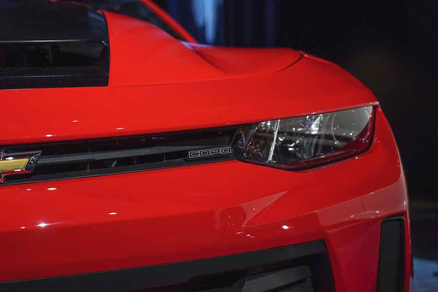 2016 Chevrolet Camaro Copo Overview Auto Enthusiasts