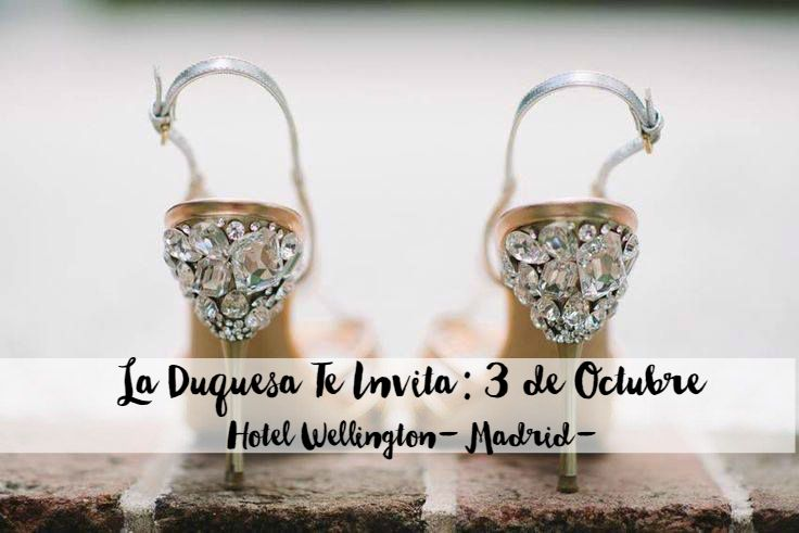 evento novios boda lujo madrid la duquesa te invita