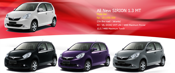 All New SIRION 1.3 MT