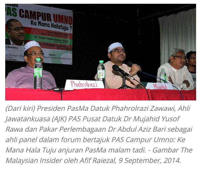 AKTA HASUTAN PERLU DIPERKETATKAN bukan DIMANSUHKAN Derhaka kepada Sultan bukan kesalahan jenayah kata Aziz Bari