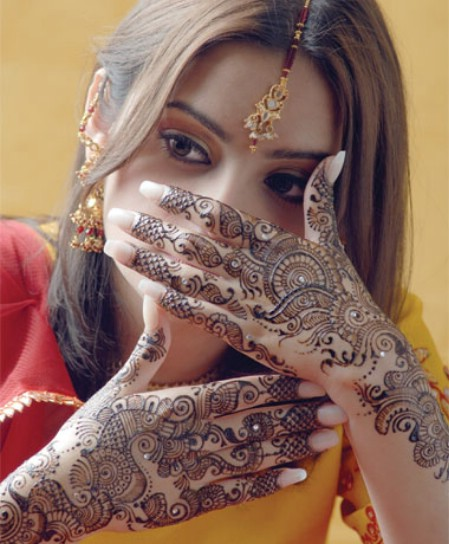 mehndi design1 - Popular Mehndi Designs