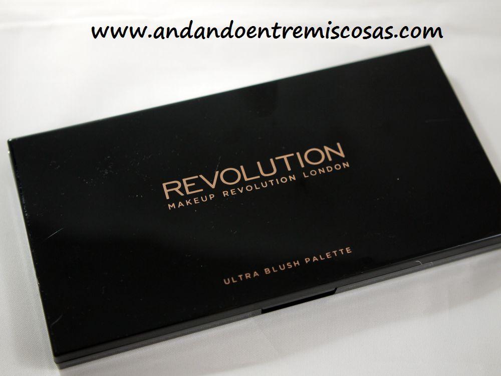 Paleta All About Cream De Makeup Revolution