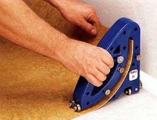 инструменты для линолеуммых работ