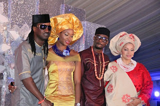Lola's Tribe Made Peter and Myself not to have our Wedding Together - -  Paul Okoye
