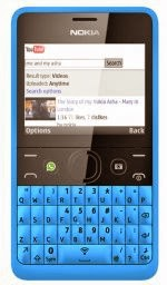Nokia Asha 210 Harga Baru 735000 Bekas 500000