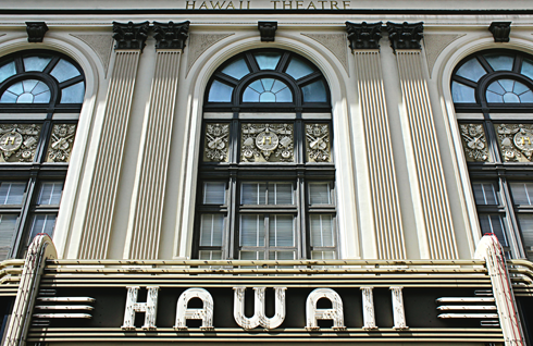hawaii theatre honolulu