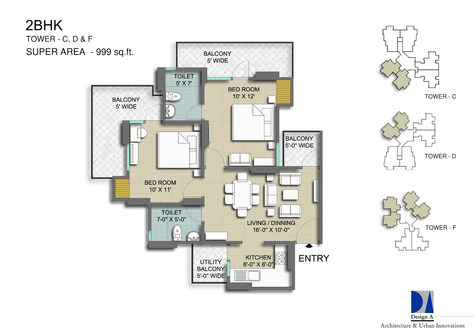 1 2 3 4 Bhk Luxury Apartments May 2015