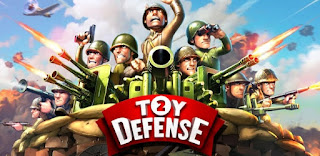 Download Toy Defense 2 Mod Apk Data v2.6 Terbaru Unlimited Coin + Stars