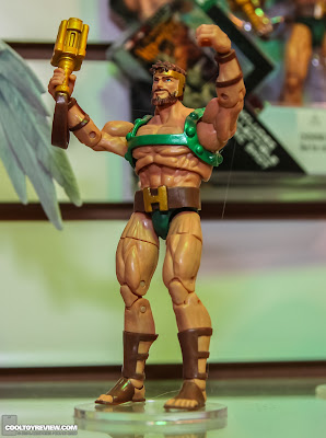 Hasbro 2013 Toy Fair Display Pictures - Marvel Universe - Hercules